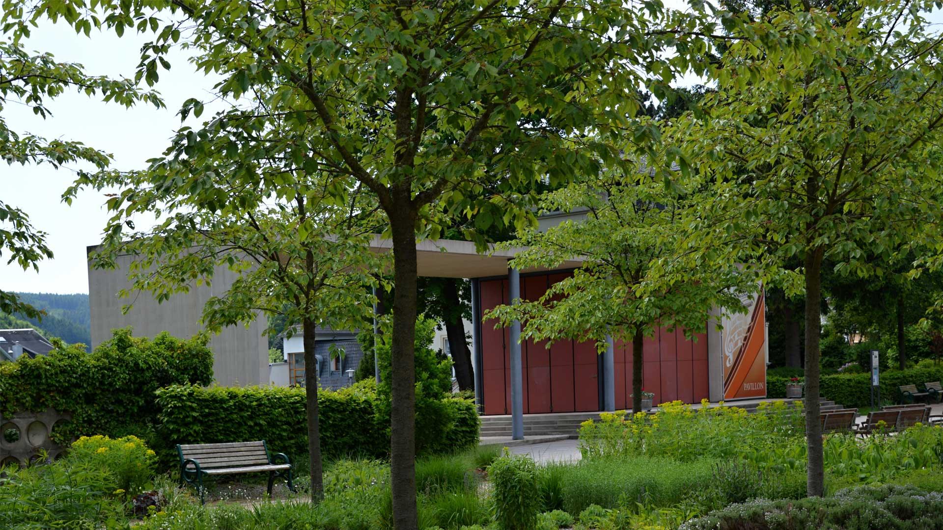 Konzert im Kurpark Friedrichroda